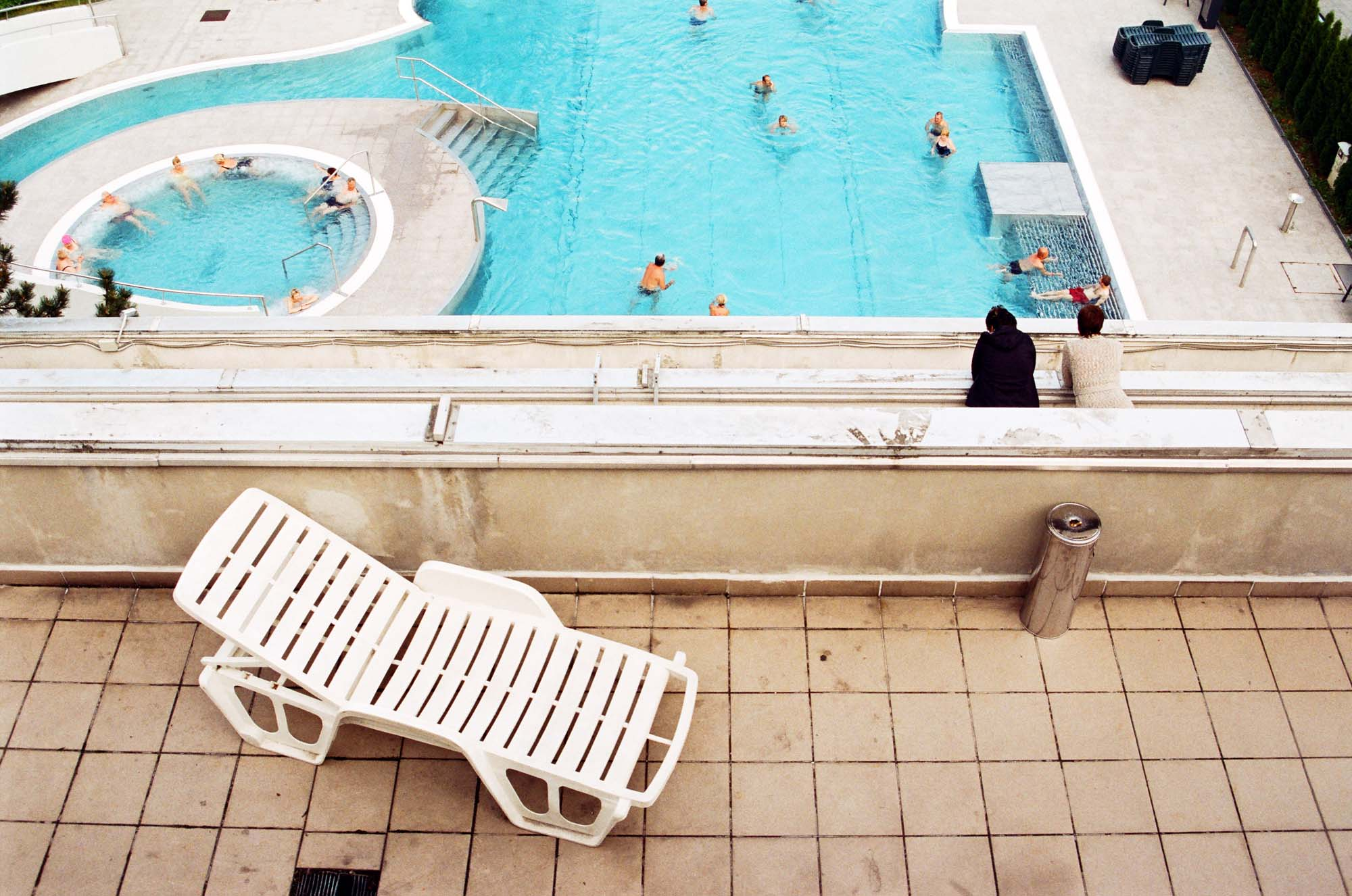 Architektúra starostlivosti. Slovenské kúpele v druhej polovici 20.storočia