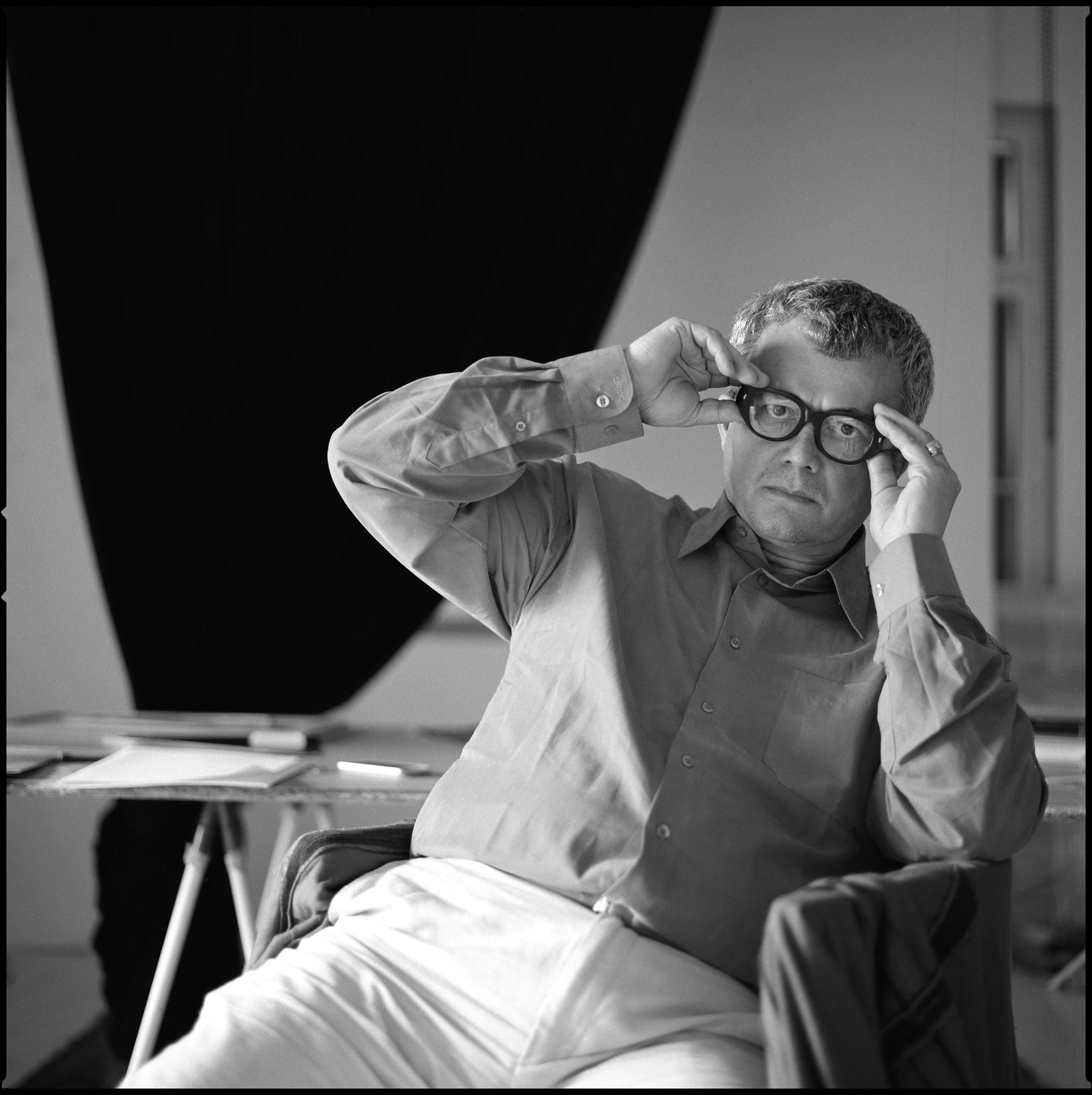 Tono Stano -  fotograf, zo série 100 Ludí a ich miest