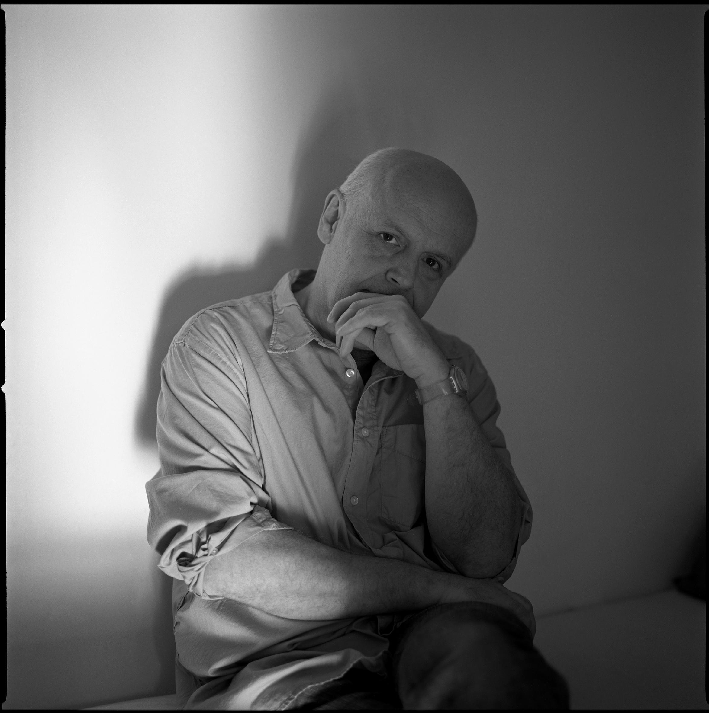 Peter Župník -  fotograf, zo série 100 Ludí a ich miest